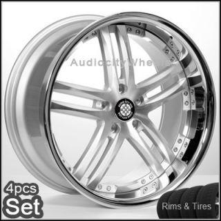 20 for Mercedes Benz Wheels Tires E C SL SLK s SL CLK Rims