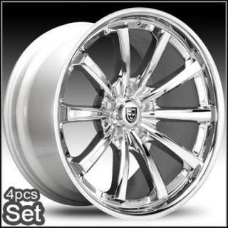 22inch Lexani for Mercedes Benz Wheels C CL s E S550 ml Rims