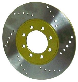 "8"" Brake Rotor Disc for Go Kart Mini Bike Fun Cart Yerf Dog Spiderbox New"