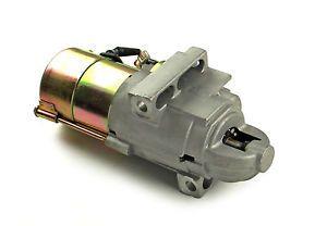 Rebuilt SBC BBC Chevy High Torque Starter 3HP 305 350 383 400 Offset Bolt