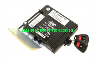 2014 Kia Sorento Remote Starter Kit Brand New Genuine Part 1U056 ADU00