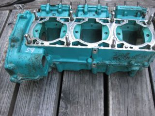 1997 Kawasaki 1100 STX jetski Jet Ski Engine Motor Cases Case Crankshaft Crank