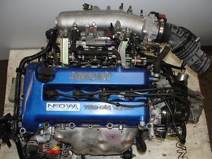 JDM SR16 Nissan Primera SR16VE Neo VVL Engine Nissan Sentra sr20 Motor SR20DE