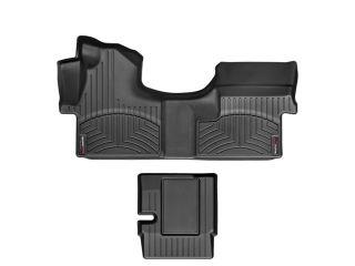 Weathertech® Floor Mats Floorliner Mercedes Sprinter 2007 2013 Black