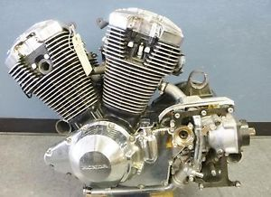 05 Honda VTX1800 C C2 Engine Motor Transmission
