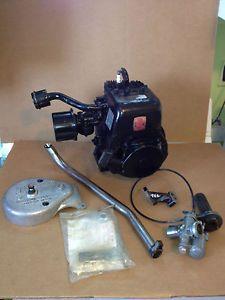 Vintage Rupp Tecumseh HS40 Black Widow Minibike Mini Bike Engine Parts Lot