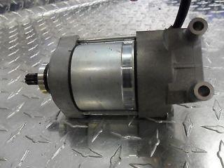 07 08 Yamaha R1 Starter Motor OEM