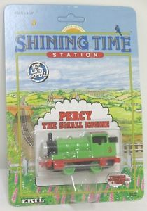 "Thomas Tank Engine ""Percy Small Engine"" Die Cast Mint"