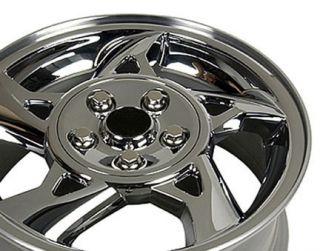 """16"""" Rims Pontiac Grand Prix 6557 Wheels Chrome Set"""
