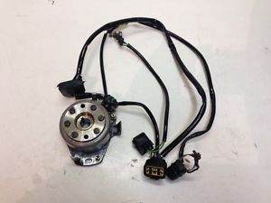1999 Honda CR125 CR 125 Engine Stator Flywheel Ignition Shifter Kart