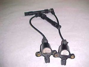2000 Polaris Victory V92 Ignition Coils Spark Plug Wires