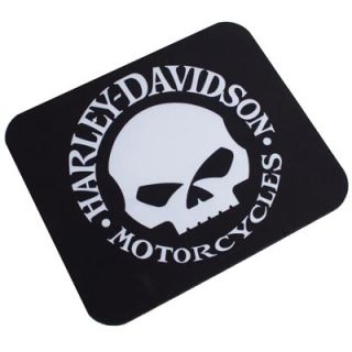 Harley Davidson Willie G Hubcap Mouse Pad