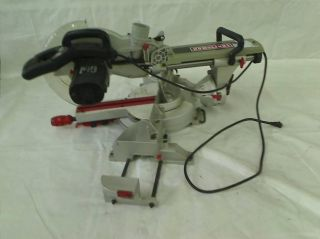 Craftsman 12'' Single Bevel Sliding Compound Miter Saw 21239