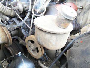 63 64 Ford Galaxie 500 Mercury Power Steering Pump Bracket Changeover