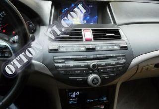 DVD Radio Navigation GPS in Dash iPod OE Style for 2008 2009 2012 Honda Accord