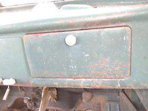 41 42 46 47 48 49 International Pickup Truck Dash Glove Box Door Lid Cover Hinge