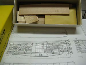 "Northeastern Scale Models ""HO"" Stock Car Kit"