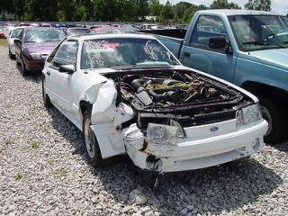 85 86 87 88 89 90 91 Ford Mustang Manual Transmission