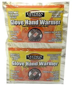 Eastman Outdoors 2 Pack Glove Hand Warmers