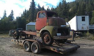 1949 Chevrolet Cabover COE Truck GMC Ford Dodge Chevy International