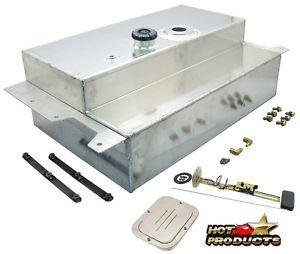 55 56 57 58 59 Chevy GMC 3100 Truck Aluminum Bed Fill Gas Fuel Tank