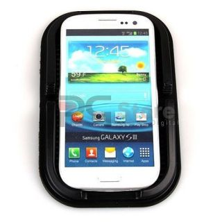 HTTP www  com ITM Car Anti Slip Pad Skidproof Mat Stand Holder for IPHONE5