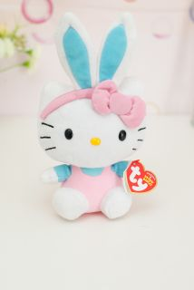 Wholesales Cute Various Dress Baby Hello Kitty Cat Plush Doll Toy 6'' Brand New