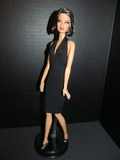 Adult Collector Barbie Basic Big Lot Model Muse Black Dress Collection 1 0 Set