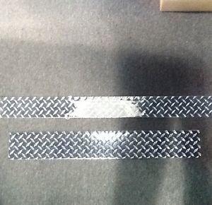 Golf Cart Diamond Plate Kick Panel for Club Car EZGO or Some Yamaha Golf Carts