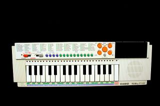 RARE Vintage Casio PT 88 Keyboard Electronic Piano New