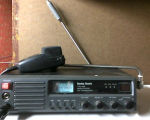 Radio Shack CB Base Station TRC 495