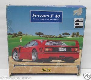1/24 Ferrari Model Kit