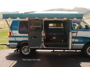 12' Supreme XL Shademker Bag Awning Pop Up camper Vans Slide in Campers