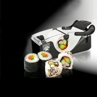 Best Kitchen Dining Tools Gadgets Gift Sushi Maker Roller Rolling Machine
