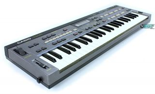 Casio CZ 101 Synthesizer Electronic Keyboard