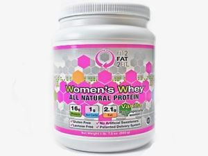 Womens All Natural Whey Protein Powder Weightloss Bodybuilding Fitness Shake Fit
