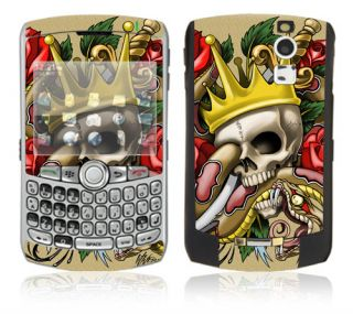 WL1 Blackberry Curve Decal Skin Sticker Cover Traditional Tattoo 1