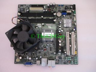 Dell RY007 Socket 775 Motherboard Dimension E530 E530s