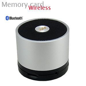 Wireless Bluetooth Audio Player Speaker for Android Cell Phone Smart Phone