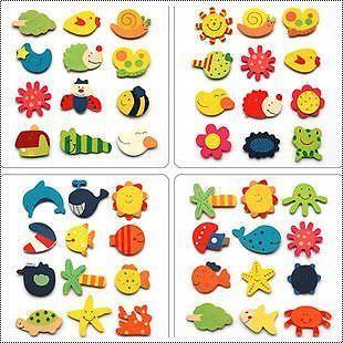 Baby Child Kids Learning Numbers Alphabet Magnici Fridge Magnet Development Toy