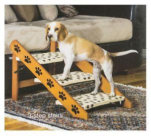 Convertible Pet Steps Ramp