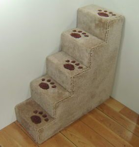 """30"""" Tall x 12"""" Wide Small Dog Steps or Cat Steps Pet Steps Dog Stairs USA"""