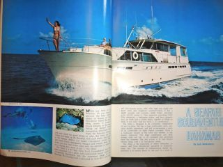 1973 Oct Skin Diver Magazine Florida