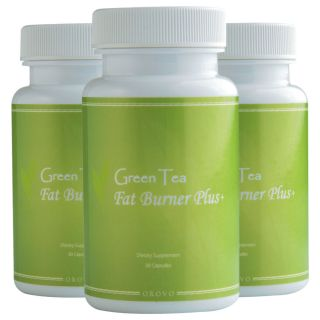 Green Tea Fat Burner Plus 3Pack Diet Pills Weight Loss Boost Energy