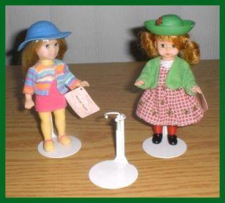 Madame Alexander Dolls from McDonalds