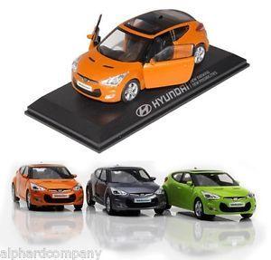 2012 Hyundai Veloster Diecast Model Mini Car 1 38 Toy