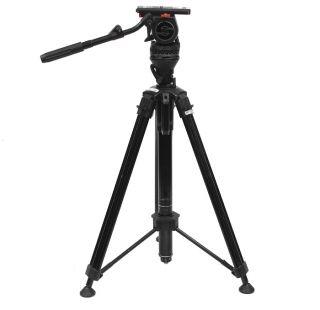 Sachtler Video 18 III Professional Tripod System w Tripod Legs Spreader