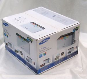 Samsung CLP 365W Color Laser Printer New in Factory SEALED Box not Refurb
