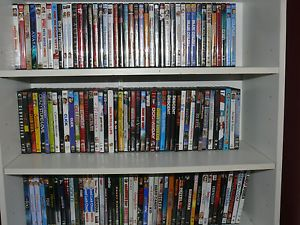 DVD Personal Collection Lot U Choose 10 Comedy Disney Horror Action Romance