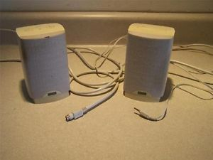 Used Altec Lansing Multimedia Computer Speaker System ACS48 JSH